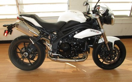 2013 Triumph Speed Triple 1050 ABS