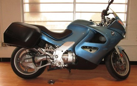 2004 BMW K1200RS ABS