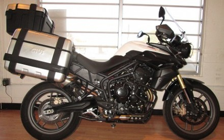 2012 Triumph Tiger 800 ABS