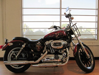 2009 Harley Davidson XL1200 Low