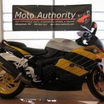 2005 BMW K1200S ABS