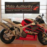 2004 HONDA RC 51 Nicky Hayden Edition