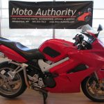 2002 HONDA INTERCEPTOR VFR800 ABS