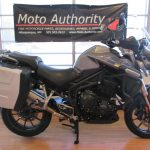 2013 TRIUMPH TIGER EXPLORER ABS