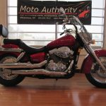 2016 HONDA SHADOW VT750