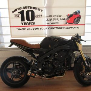 2007 TRIUMPH SPEED TRIPLE 1050
