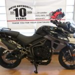 2015 TRIUMPH TIGER 800 XRX LOW