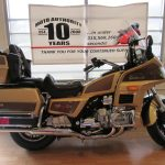 1985 HONDA GOLD WING GL1200 LTD