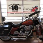 2000 HARLEY-DAVIDSON ROAD KING CLASSIC
