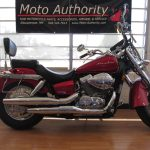 2016 HONDA SHADOW AERO