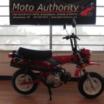 1993 HONDA CT 70 TRAIL