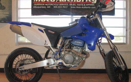 2005 YAMAHA WR 450