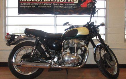 2001 KAWASAKI W650