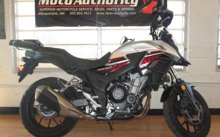 2018 HONDA CB 500X ABS