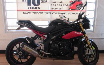 2014 TRIUMPH SPEED TRIPLE 1050 R ABS